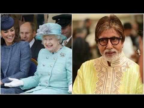 Amitabh Says No To Queen Elizabeth 2 | Amitabh On
