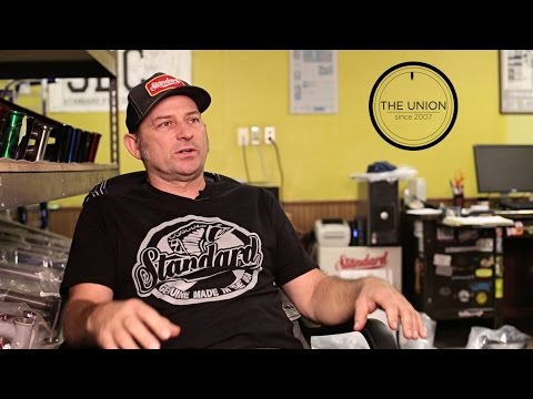 BMX - Insight: Standard Byke Co. With Rick Moliterno