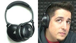 Video Wireless Headphones with Awesome ANC! MP3, 3GP, MP4, WEBM, AVI, FLV Juli 2018