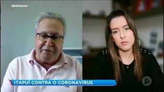 Itapuí: medidas para conter a disseminação do coronavírus