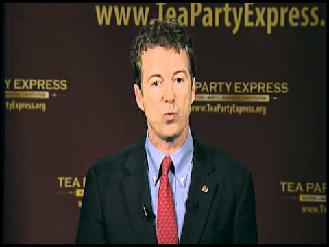 Tea Party State of the Union Response with Rand Paul