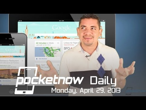 Galaxy Note III Hardware Leaks, Android 4.3 Spotted, Google Now Reaches iOS & More – Pocketnow Daily