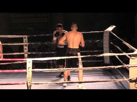 Velada Anaitasuna Marin-El Cubano (2º asalto)