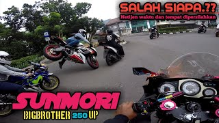 Video sunmori di ahiri tragedi crash Ninja zx6 vs vario MP3, 3GP, MP4, WEBM, AVI, FLV Maret 2019