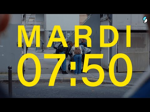 SKAM FRANCE EP.8 S7 : Mardi 07h50 - Café froid
