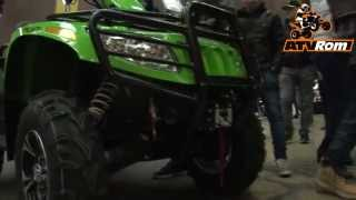 10. Arctic Cat 700 TRV