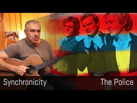 Synchronicity II – The police – Fingerstyle Acoustic Guitar Arrangement