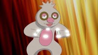 Slakoth vs. Pikachu!   Pokémon the Series: Advanced Challenge by The Official Pokémon Channel