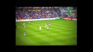 En tan solo 45 min CR9 realiza unas grandes jugadas(unas 20) en el primer partido con la camiseta blanca del Real Madrid...by dany31)))