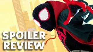 Video Spider-Man: Into the Spider-Verse Is A Must-See Film (Spoiler Review) MP3, 3GP, MP4, WEBM, AVI, FLV Desember 2018