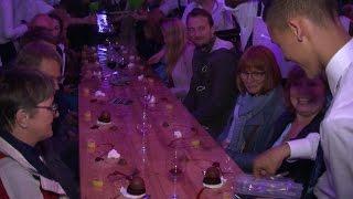 Duizend gasten bij Groot Liwwadder Diner