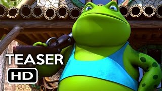 GENO Official Teaser Trailer #1 (2016) Animated Movie HD by Zero Media