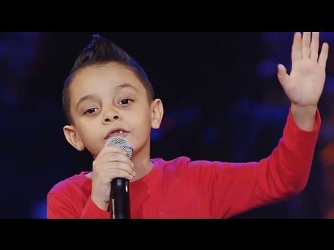 """شاهد- أحمد السيسي يغني """"كل ما قول التوبة"""" في مرحلة المواجهة الأخيرة من The Voice Kids"""