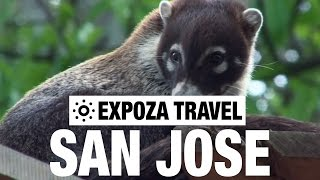 San Jose Costa Rica  city pictures gallery : San Jose Vacation Travel Video Guide