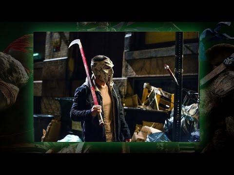 First Look At Amell As Casey Jones Review – AMC Movie News