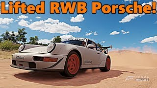 Forza Horizon 3 | 1,000+ HP, Lifted, Off-Road RWB Porsche!! Does it Work?