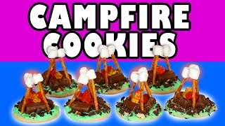 Campfire Cookies DIY Cookie Decorating Tutorial S'mores Fun & Easy to Follow Recipe for KidsSubscribe:http://goo.gl/F6BqkQThe only thing better than campfires, smores, and cookies is if you combine all three and that's exactly what we're doing today! We're going to show you how to make S'mores Campfire Cookies in this easy to follow baking tutorial. All you need are sugar cookies and a few sweet ingredients and you'll be on your way to decorating cookies like a pro. Featuring: Lindsey Jean Roetzel and Jenn Barlow.Welcome to Totally TV, the totally fun channel just for kids! We'll have you laughing, singing, and dancing everyday with our challenges for kids, princess adventures, comedy sketches, songs, original music and so much more!More totally awesome videos we Like:Totally TV Videos for Kidshttps://www.youtube.com/playlist?list=PL8YI13LeOVR8lbbQ5rm7R3Qk-4rhyc9DsPrincess Adventureshttps://www.youtube.com/playlist?list=PL8YI13LeOVR-VjxujKTdxDpMZSl_qKHRoTotally TV Challengeshttps://www.youtube.com/playlist?list=PL8YI13LeOVR-J5hCPco08r4qWClHPiuxkPrincess Rap Battleshttps://www.youtube.com/playlist?list=PL8YI13LeOVR-wKOVnEzdOW3MBFH2ZoP79Pop Music Highhttps://www.youtube.com/playlist?list=PL8YI13LeOVR8FqDlK14uhQDBWbn6b6gCITotally TV Dance Videoshttps://www.youtube.com/playlist?list=PL8YI13LeOVR_tKx4QKC-DamaLDpdJPBR_Music: Totally TV OriginalTotally TV Channelhttps://www.youtube.com/user/DisneyToysFan/