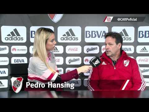 Pedro Hansing, , sobre el parte médico de Mora