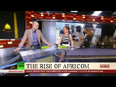 [593] Rise Of AFRICOM & Philosophy Of Censure