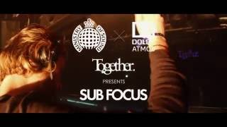 Sub Focus x Dolby Atmos x Ministry of Sound