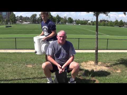 CAC Office Ice Bucket Challenge