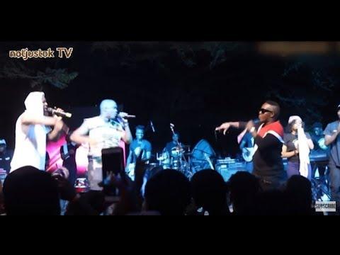 NotjustOk TV: Show Dem Camp, MI Abaga, Moelogo, Bez, Black Magic Thrill At Palmwine Music Fest