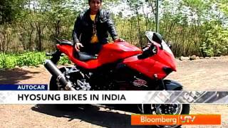 10. 2011 Hyosung ST7 Cruiser & GT650R | Comprehensive Review | Autocar India