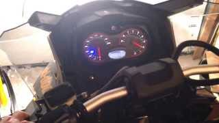10. 2014 Skidoo renegade adrenaline ace 900 Cold start