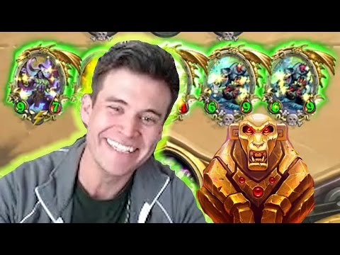 (Hearthstone) Golden Monkeys Just Wanna Have Fun