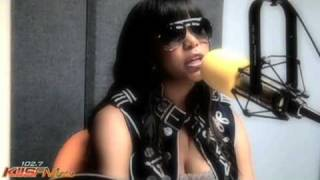 Download lagu Letoya Luckett talks seeing into Beyonce @ BET Awards on KIIS fm w/DJ Skee Mp3