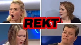 Most SHOCKING DNA Results! The Jeremy Kyle Show! Maury Povich  Not the Father is PROUD! New 2017