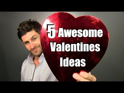 5 AWESOME Valentine's Day Gift Ideas   Creative & Affordable Valentine's Day Gifts