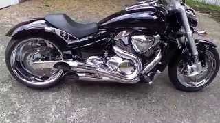 6. 2008 Suzuki M109r Boulevard For Sale