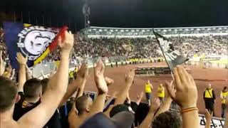 Download Video Srbija vs Rumanija | Romanian Fans On Tour In Belgrade - Ultras Way✔ MP3 3GP MP4