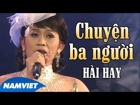 Live Show Hài Hoài Linh, Trường Giang, Chí Tài 2014 - Nàng Tiên Ngổ Ngáo Trích Đoạn 7