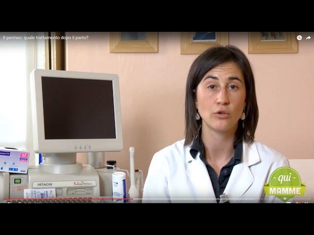 Il perineo: quale trattamento dopo il parto?