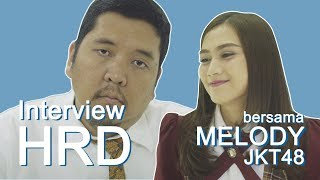 Video Interview Pra Kelulusan Melody JKT48 MP3, 3GP, MP4, WEBM, AVI, FLV Oktober 2018