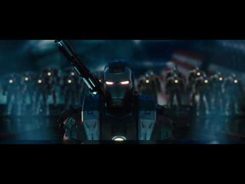 0 Iron Man 2   Official Trailer 2 | Video