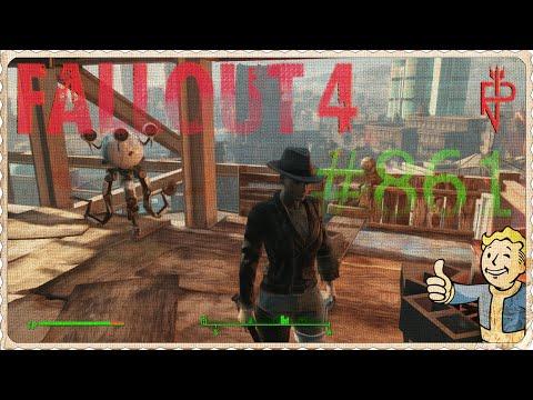 Let's Play Fallout 4 Deutsch #861 – Wetterfahne: Cambridge: Baustelle