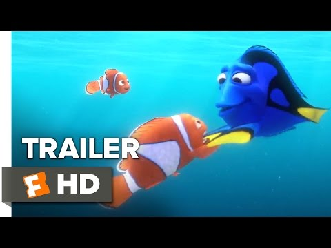 Finding Dory Movie Picture