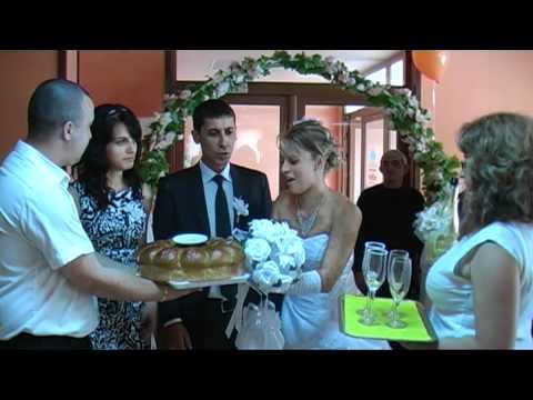 Сватбеният ден на Миглена и Владимир