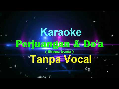 Karaoke Dangdut Perjuangan Dan Do'a