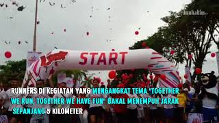 VIDEO Ribuan Runners Ikuti  I Loop 5K Fun Run 2017