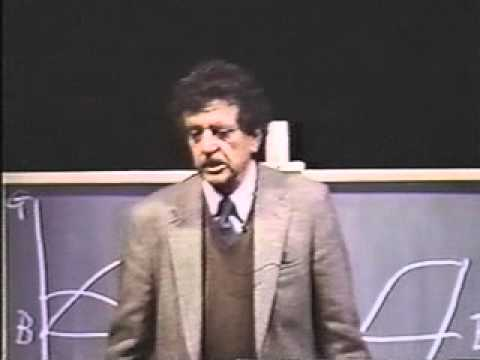 Kurt Vonnegut breaks down thousands of years of storytelling into simple shapes