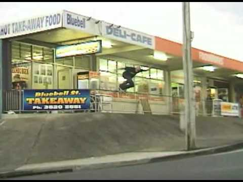 Durrant - Dennis Durrant's part from the video Part & Parcel.