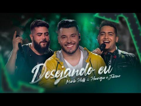 Murilo Huff & Henrique e Juliano - Desejando Eu (Vídeo Oficial)