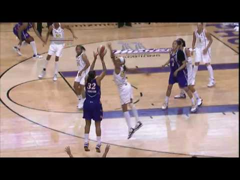 Tangela Smith's block on LA Sparks-May 2010