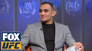 Video Tony Ferguson knew Khabib Nurmagomedov would miss weight at UFC 209 | UFC TONIGHT MP3, 3GP, MP4, WEBM, AVI, FLV Oktober 2018