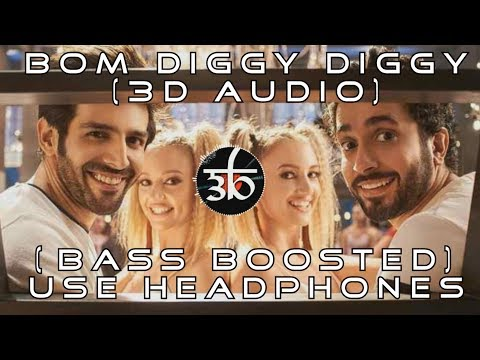 Video 3D Audio   Bom Diggy Diggy   Bass Boosted   Zack Knight   Jasmin Walia   Virtual 3D Audio   HQ download in MP3, 3GP, MP4, WEBM, AVI, FLV January 2017