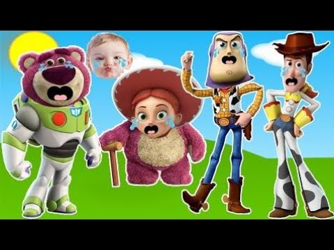 Video Wrong Heads Toy Story Disney Finger Family Nursery Rhymes Sheriff Woody Buzz Lightyear Lotso Jessie download in MP3, 3GP, MP4, WEBM, AVI, FLV January 2017
